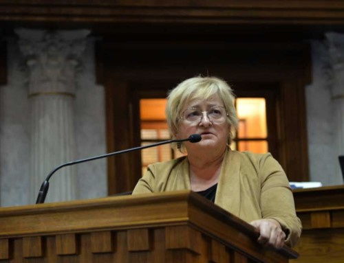 Tallian responds to governor's agenda on pregnant worker protections and teacher pay