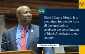 Taylor Black History Month